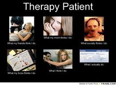 27 Best Funny Therapy Memes images | Funny, Therapy, Memes