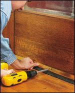 Genial How To Fix Broken Cabinet Hinges | P24 DIY | Pinterest | Winter House, Life  Hacks And Household