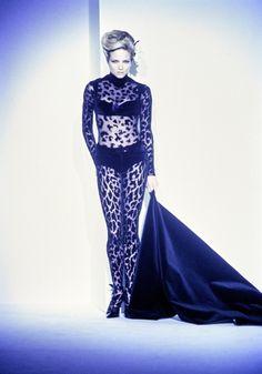 Mugler - Fall 1995 Couture