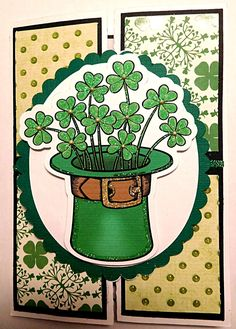 Good afternoon everyone, thanks so much for stopping by my blog today! I did not get this posted before St. Patrick's Day, but would l...