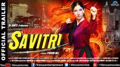 Waarrior Savitri - Official Trailer | Niharica Raizada | Lucy Pinder | O...