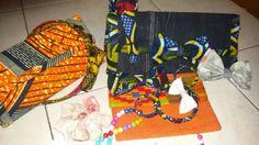 La pagne africano