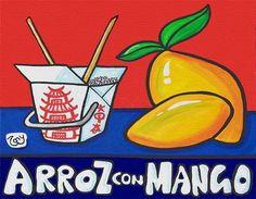 """""""¡Tienes formado un arroz con mango!"""""""