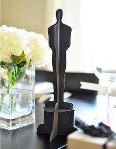 Oscar Party Centerpiece - contemporary - other - Amber Hopman