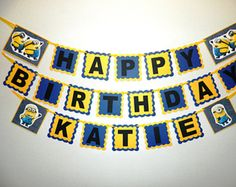 20% off with coupon code PARTY20 - Minion Banner