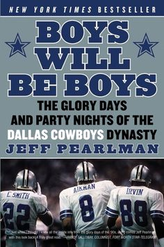 Harper Cowboys | ... Days and Party Nights of the Dallas Cowboys Dynasty by Jeff Pearlman