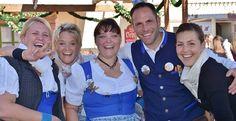 Lottospieler aus Bayern, Oktoberfest, Lederhosen, Dirndl, eurojackpot