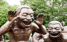 Garden Sculpture, Marie, Laughter, Buddha, Sculptures, Creations, Statue, Outdoor Decor, Language