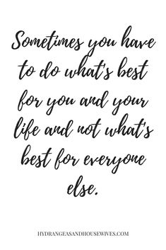 Don't worry about what others think. Do what's best for you and what will make you happy!