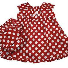 Alabama Polka Dot Sun Dress