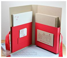 The Crafty oINK Pen: Team Training Stationery Wallet Tutorial