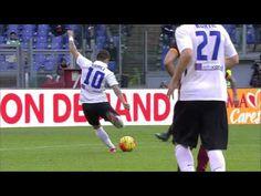 Roma - Atalanta 0-2 - Matchday 14 - Serie A TIM 2015/16 - ENG - YouTube