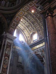 St. Peter's Basilica, in Vatican City