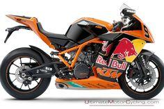 2010 KTM (Austria) 1190 RC8 Superbike