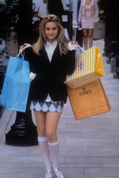 clueless fashion, cher clueless outfit, clueless cher from clueless, Clueless Film, Clueless Outfits, Clueless Fashion, Diy Outfits, Outfits Casual, Fashion Outfits, Cher From Clueless, Cher Clueless Costume, Mean Girls Outfits