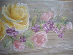 Cottage Roses  Photo print by KeepsakeGalleria on Etsy, $15.00
