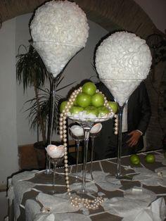 Decoración para boda civil. Desserts, Civil Wedding, Wedding Decoration, Events, Tailgate Desserts, Deserts, Postres, Dessert, Plated Desserts