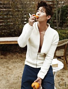 More Of Song Jae Rim For CéCi's May 2015 Issue | Couch Kimchi