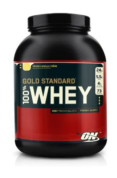 #Optimum #Nutrition 100% Whey Gold #Standard   really love it!   http://amzn.to/IUmSds