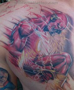 Flash Tattoo by Stormin Norman