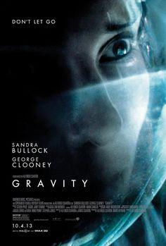 Gravity / Dir: Alfonso Cuarón. Intèrprets: Sandra Bullock, George Clooney, Ed Harris.