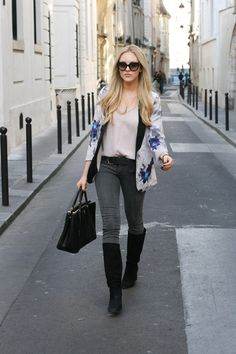 cool a slice of parisian life fashion blog