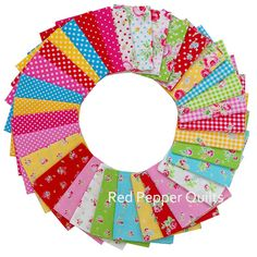 Can't wait for this fabric!    Red Pepper Quilts: Sunday Stash #187 - Lecien Flower Sugar 2013