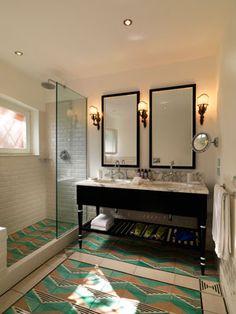 Tutti pazzi per gli azulejos io di sicuro le piastrelle in ceramica portoghesi per il for Ceramiche di vietri bagno