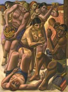William Roberts:The Temptation of St Anthony, 1950-1