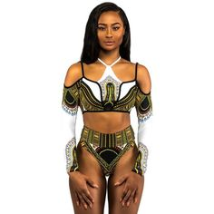 High Waist African Bikini Set Swimwear Women Thong Swimsuit 2018 Swim Bathing Suit Bather Push up Girl Brazil Tanga Beach Wear Two Piece Bikini, Two Piece Swimsuits, Women Swimsuits, Bikini Swimwear, Sexy Bikini, Bikini Set, Sports Swimwear, Thong Bikini, Bikini 2018