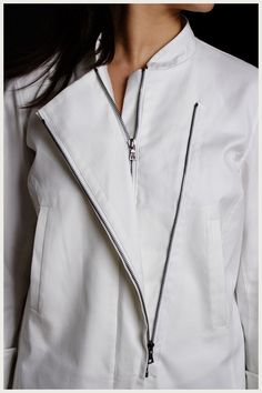 I want this chef jacket!
