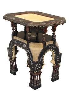 Carlo Bugatti table