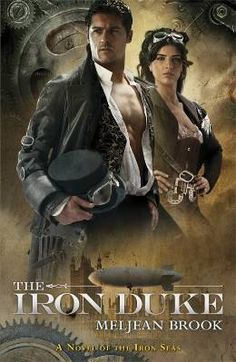 Book Chick City | Reviewing Urban Fantasy, Paranormal Romance & Horror | REVIEW: The Iron Duke by Meljean Brook (click for review)