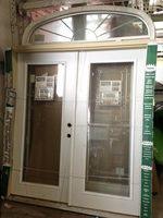 Patio door at MenardsMastercraft Low E 72  x 80  Steel 15 Lite French Patio Door w  . Menards Patio Doors. Home Design Ideas