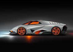 Lamborghini Egoista - Autoblog Japan