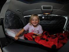 Cab bunk bed for VW T4 + T5 camper vans
