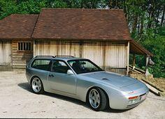 Porsche 944 DP Break
