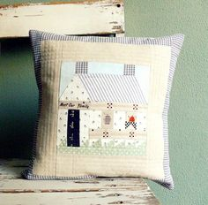 .House Pillow