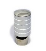 Buy Zeenat Aluminum Gray 4 Stripe Bracket - Set of Two by Zeenat online from Pepperfry. ✓Exclusive Offers ✓Free Shipping ✓EMI Available