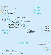 #Reach easily on #Solomon #Island