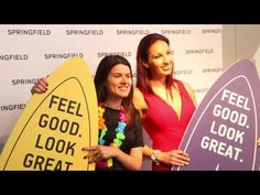 Springfield & Women'secret Store Opening at Chalandri - YouTube