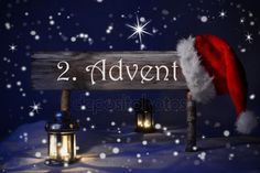 Wooden Christmas Sign And Santa Hat With Snow In Snowy Scenery. German Text Advent Means Christmas Time For Seasons Greetings. Blue Silent Night Snowflakes Sparkling Stars Lantern And Candlelight Happy New Year French, Happy New Year 2019, New Year Wishes, French Wallpaper, New Year Wallpaper, Hd Wallpaper, New Year's Eve Celebrations, New Year Celebration, Christmas Signs