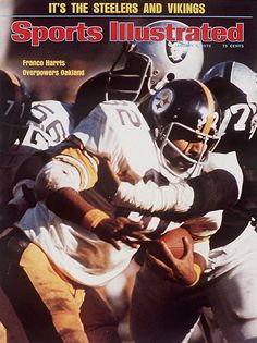 buy Franco Harris of The Steelers Sports Illustrated cover reprints Steelers Gear, Pittsburgh Steelers Football, Pittsburgh Sports, Steelers Stuff, Dallas Cowboys, Sports Magazine Covers, Si Cover, Sports Illustrated Covers, American Football League