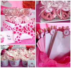 Pinkalicious party ideas, easy and cute!