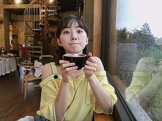 Korean Actresses, Korean Actors, Actors & Actresses, Just Dance, Marshmallows, Korean Drama, Park, Beautiful, Marshmallow