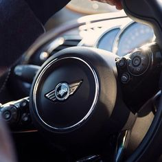 Anything's possible when you're at the wheel of a MINI. Image courtesy of…