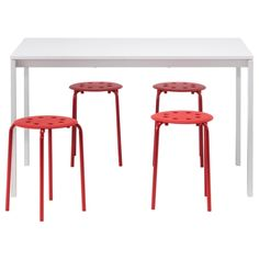 MELLTORP mesa y 4 sillas  Only looking at this table as an alternative cheap Ikea option