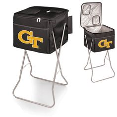 Georgia Tech Yellow Jackets Black Party Cube
