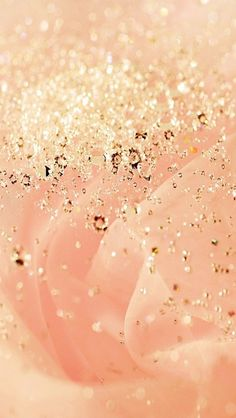 Gold and Pink♡