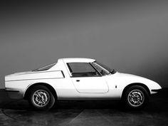 Abarth 1000 Coupe Speciale (Pininfarina), 1965